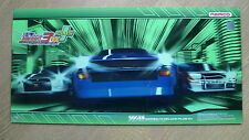 Namco original arcade Wangan Midnight Maximum Tune 3DX+ Plus Signboard Marquee
