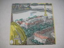 Gieseking - piano DEBUSSY: Suite Bergamasque AKKORD 8' Rare LP Rus