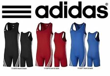 adidas Base Lifter Weightlifting Suit Adidas Gewichtheben Trikot