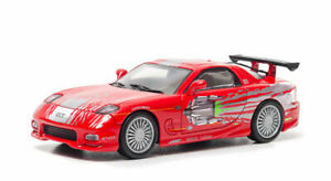 GREENLIGHT 1:43 Fast and Furious - Dom's 1993 Mazda RX-7 - Diecast