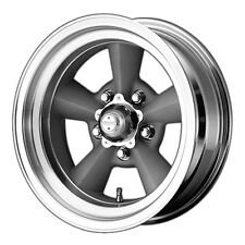 "4-NEW American Racing VN309 TT O 15x7 5x139.7/5x5.5"" -6mm Gunmetal Wheels Rims"