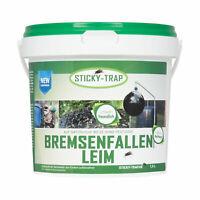 Sticky Trap - Leim für Bremsenfalle - 1,5 Liter Falle Bremsen Insekten Pferde