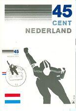 Nederland Maximumkaart(en) R34 W afgestempeld op 1e dag van uitgifte 1982