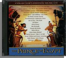 The Prince of Egypt - Special 1998 Collector's Edition Music CD - New!