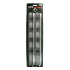 Kato USA HO 369mm 14-1/2 Straight (4) KAT2180