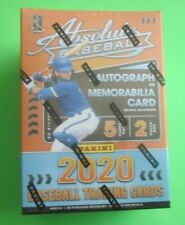 2020 Panini Absolute Baseball Factory Sealed Blaster Box