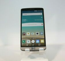 LG G3 D852 - 32GB - Gray (Unlocked) Smartphone - Power Up AS IS
