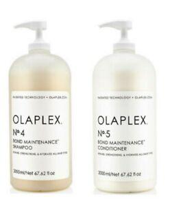 OLAPLEX No4 No5 Bond Maintenance Shampoo and Conditioner 100ml OF EACH
