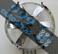 """DAVIES CRAIG 16"""" / 16 INCH CHROME THERMATIC THERMO FAN RADIATOR COOL 12 VOLT"""