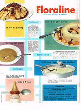 PUBLICITE ADVERTISING 014   1964    RIVOIRE & CARRET   la FLORALINE