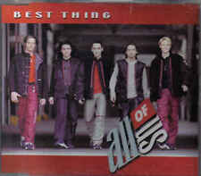 All Of Us-Best Thing Promo cd single