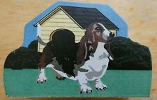 Basset Hound Figure 2005 The Cat's Meow