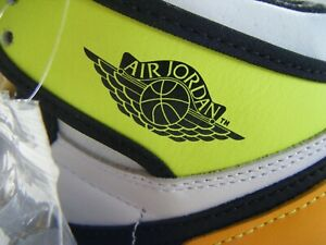 Air Jordan 1 Retro High OG GS VOLT sz 5y ***BRAND NEW*** 575441-118