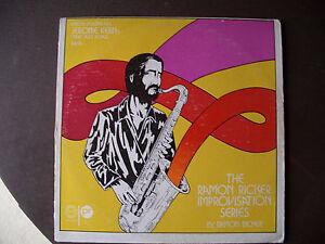 """Jazz Playalong.      """"Jerome Kern""""  Vinyl"""