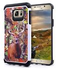 Hybrid Rugged Rubber Hard Shockproof Case Cover Skin for HTC One A9 Phone
