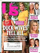 Us Magazine March 31 2014 Duck Wives EX w/ML 091316jhe