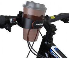 Ibera Bike Handlebar Coffee Water Cup Holder Cage, Black