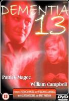 DEMENTIA 13 ( DVD / PATRICK MAGEE / Francis Ford Coppola 1963)