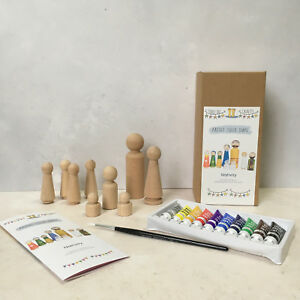 Paint Your Own - Nativity Kit