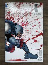 Dark Knight III Master Race #1 Frank Miller 1:100 Variant DC Comics