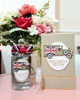 Penhaligons BRILLIANTLY BRITISH Eau De Parfum 3ml sample glass spray atomiser🌺
