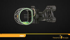 New Trophy Ridge Mist 3 Pin Bow Sight RH or LH Black Model# AS106