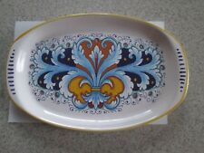 Nova Deruta Serving Tray Made In Italy