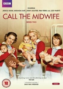 Call the Midwife - Series 2 [DVD Boxset]