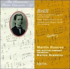 IGNAZ BRLL: PIANO CONCERTO NO. 1, OP 10; PIANO CONCERTO NO 2, OP 24; ANDANTE AN
