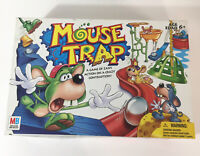 Mouse Trap Game by Milton Bradley 2005 Edition-For Parts Only