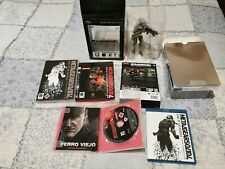 Metal Gear Solid 4 Guns of the Patriots LIMITED EDITION SONY PS3 Pal ESP