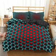 2020 3d Luxury Bedding Sets Duvet Cover Pillowcase 3pcs Queen King Bed Clothes