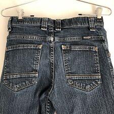 💲MAKE OFFER💲Sz 14 Regular Kid's Wrangler Unisex Jeans