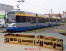 A Straßenbahn Dresden Tram Messing-Bausatz Spur N