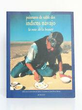 Peintures de sable des indiens navajo. GROSSMAN, BAROU. Actes Sud 1994 CATALOGUE