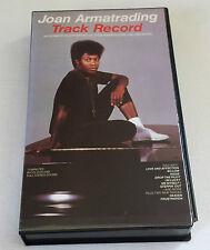 JOAN ARMATRADING - TRACK RECORD 1983 PAL VHS VIDEO DROP THE PILOT A&M