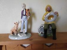 2 Royal Doulton figurines - The Young Master (HN2872) and The Boatman (HN2417)
