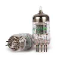 Matched Pair 7-Pin GE JAN 5654W Vacuum Tubes Upgrade for 6AK5/6J1/6Ж1/ EF95/6J1P