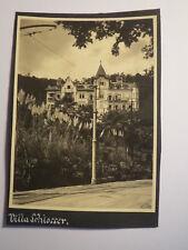 Abbazia - 1930 - Villa Schlosser - Foto Kroatien