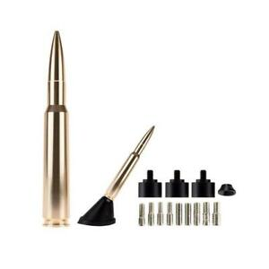 Ammotenna 50GD Gold - .50 Caliber Replica Bullet Antenna
