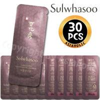 Sulwhasoo Harmonizen Regenerating Cream EX 1ml x 30pcs (30ml) Sample Newist Ver