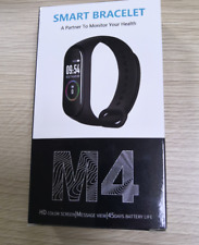 M4 Fitness Watch Smart Bracelet Heart Rate Monitor US Seller/Fast shipping