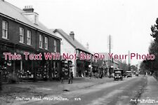 HA 474 - Station Road, New Milton, Hampshire - 6x4 Photo
