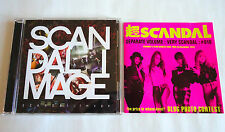 SCANDAL Image JAPAN Maxi CD Single 2014 ESCL-4301 w/Pink book