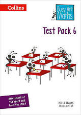 Busy Ant Maths - Test Pack 6, Marsh, Martin, New Book