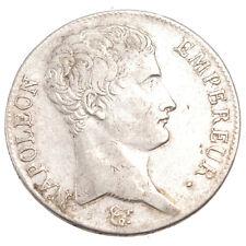 Monnaies, Premier Empire, 5 Francs Napoléon Empereur #58351