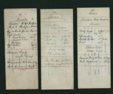 More details for ss savan voyages cargo charges etc  1917  london - west indies c6.3469