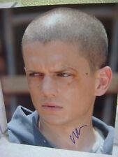 Photo Prison Break autographe signé par Wentworth Miller UACC
