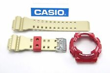CASIO GA-110CS-4A G-Shock Limited Edition Iron Man BAND & BEZEL Combo GA-110