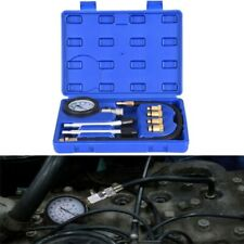 Cylinder Compression Tester Gauge Kit For Automotive Petrol Gas Engine Auto tool